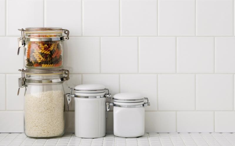 kreative ideen für eine frische küche | style your castle - Küche Fliesenspiegel Alternative