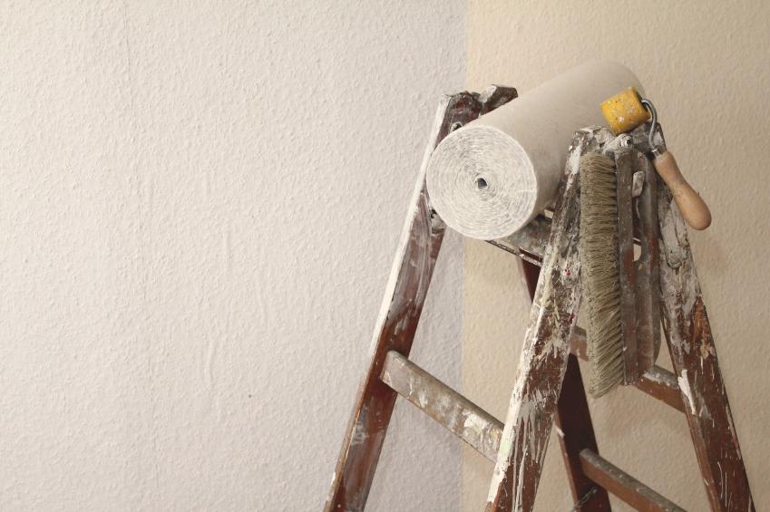 die kosten f r das tapezieren berechnen style your castle. Black Bedroom Furniture Sets. Home Design Ideas