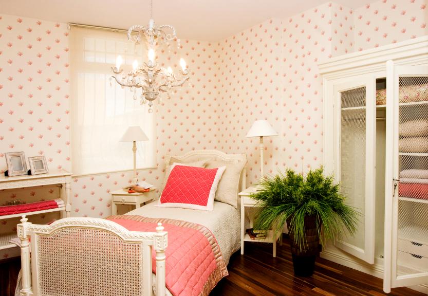 Perfekte Wandgestaltung Im Schlafzimmer | Style Your Castle Schlafzimmer Romantisch Verspielt
