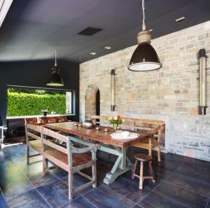 Esszimmer Gestalten: Einrichtungsideen | Style Your Castle Essecke Streichen Ideen