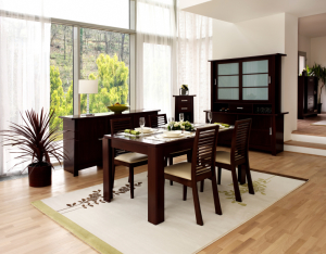 Best Esszimmer Design Schwarz Weis Kontraste Contemporary - House ...