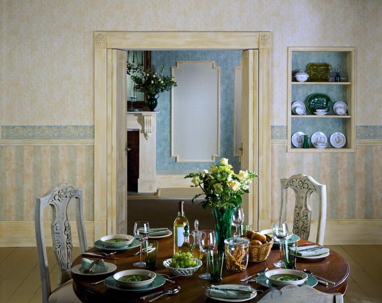 Esszimmer gestalten einrichtungsideen style your castle for Einrichtungsideen esszimmer