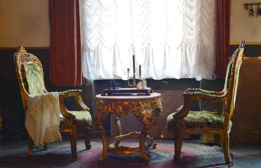 barock einrichtungsideen f r zuhause style your castle. Black Bedroom Furniture Sets. Home Design Ideas