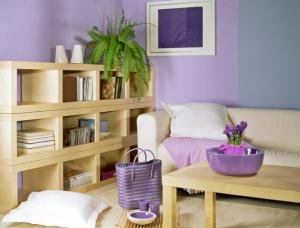 Wirkung und bedeutung von farben style your castle for Wandfarbe lila wirkung