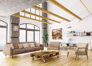 wohnzimmer skandinavisch: wohnzimmereinrichtung ideen beispiele