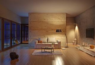Dunkle Räume heller machen: 11 Ideen für ein helleres Wohnzimmer